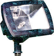Dabmar LV105-VG Contemporary Verde Green Halogen Outdoor Secure Home Lighting