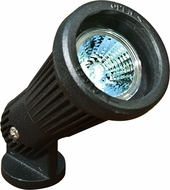 Dabmar LV200-B Black Halogen Outdoor Directional Spot Light