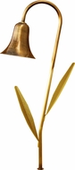 Dabmar LV215L-ABS Antique Brass Halogen Exterior Landscape Lighting Fixture