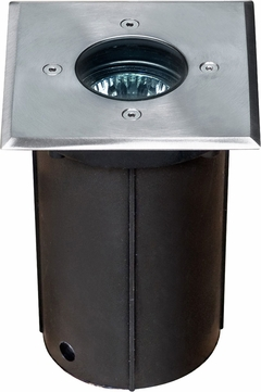Dabmar LV310 Modern Stainless Steel Halogen Outdoor In-Ground Well Light