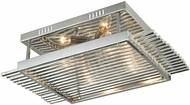 Dale Tiffany GH13339 Berkshire Polished Chrome Overhead Lighting