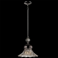 Dale Tiffany GH14323 Ovation Polished Chrome Mini Drop Ceiling Lighting