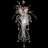 Dale Tiffany GH90118 Buckley Polished Chrome Light Sconce