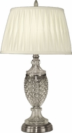 Dale Tiffany GT10364 Simpson Antique Pewter Table Light