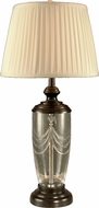 Dale Tiffany GT11225 Lillie Oil Rubbed Bronze Table Lighting
