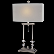 Dale Tiffany GT14041 Pulaski Polished Nickel Table Light