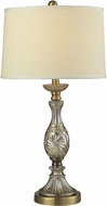 Dale Tiffany GT14263 Golden Antique Brass Table Lamp Lighting