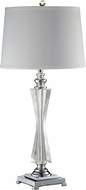 Dale Tiffany GT14324 Sweetwater Polished Chrome Table Top Lamp
