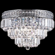 Dale Tiffany GW10593 Bradford Polished Chrome Lamp Sconce