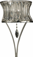 Dale Tiffany GW10736 Ocean View Polished Chrome Wall Sconce Lighting