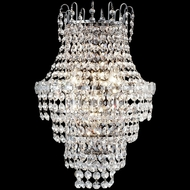 Dale Tiffany GW13351 Conchita Polished Chrome Wall Light Fixture