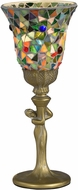 Dale Tiffany STA17204 Montreal Tiffany Antique Gold Accent Table Light