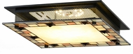 Dale Tiffany STH15088LED Sundance Tiffany Tiffany Bronze LED Ceiling Lighting Fixture
