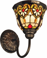 Dale Tiffany STW15007 Mccartney Tiffany Tiffany Bronze Wall Lighting