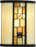 Dale Tiffany STW15092LED Sundance Tiffany Tiffany Bronze LED Sconce Lighting