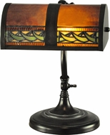 Dale Tiffany TA100682 Egyptian Mica Bronze Reading Lamp