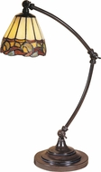 Dale Tiffany TA100700 Ainsley Mica Bronze Craft Lamp