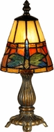 Dale Tiffany TA13005 Cavan Tiffany Fieldstone Side Table Lamp