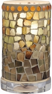 Dale Tiffany TA14186 Knighton Clear Accent Table Lamp Lighting