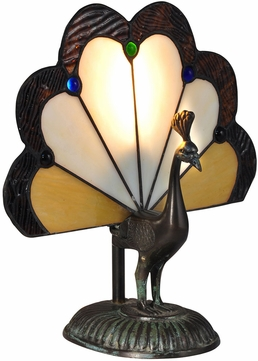 Dale Tiffany TA14235 Alexander Tiffany Antique Bronze/Verde Accent Lighting