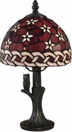 Dale Tiffany TA15059 Star Tiffany Antique Brass Accent Light Fixture