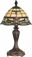 Dale Tiffany TT10087 Tiffany Fieldstone Table Light
