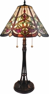 Dale Tiffany TT14253 Baja Tiffany Tiffany Bronze Table Lighting