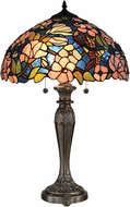Dale Tiffany TT14298 Floral Tiffany Tiffany Bronze Table Lamp