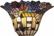 Dale Tiffany TW100887 Carmelita Tiffany Wall Lighting