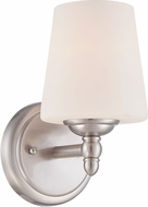 Designers Fountain 15006-1B-35 Darcy Brushed Nickel Sconce Lighting