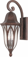 Designers Fountain 20621-BAC Berkshire Traditional Burnished Antique Copper Outdoor Wall Sconce Lighting