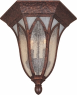 Designers Fountain 20635-BAC Berkshire Traditional Burnished Antique Copper Outdoor Ceiling Light Fixture