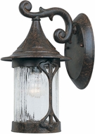 Designers Fountain 20911-CHN Canyon Lake Traditional Chestnut Outdoor Wall Lighting Fixture