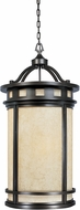 Designers Fountain 23854-AM-ORB Sedona Oil Rubbed Bronze Outdoor Ceiling Light Pendant