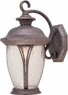 Designers Fountain 30511-RS Westchester Rustic Silver Exterior Wall Mounted Lamp