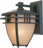 Designers Fountain 30821-ABP Dayton Aged Bronze Patina Outdoor Light Sconce
