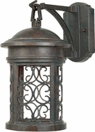 Designers Fountain 31111-MP Ellington Traditional Mediterranean Patina Outdoor Lamp Sconce