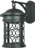 Designers Fountain 31111-ORB Ellington Traditional Oil Rubbed Bronze Exterior Wall Sconce Lighting