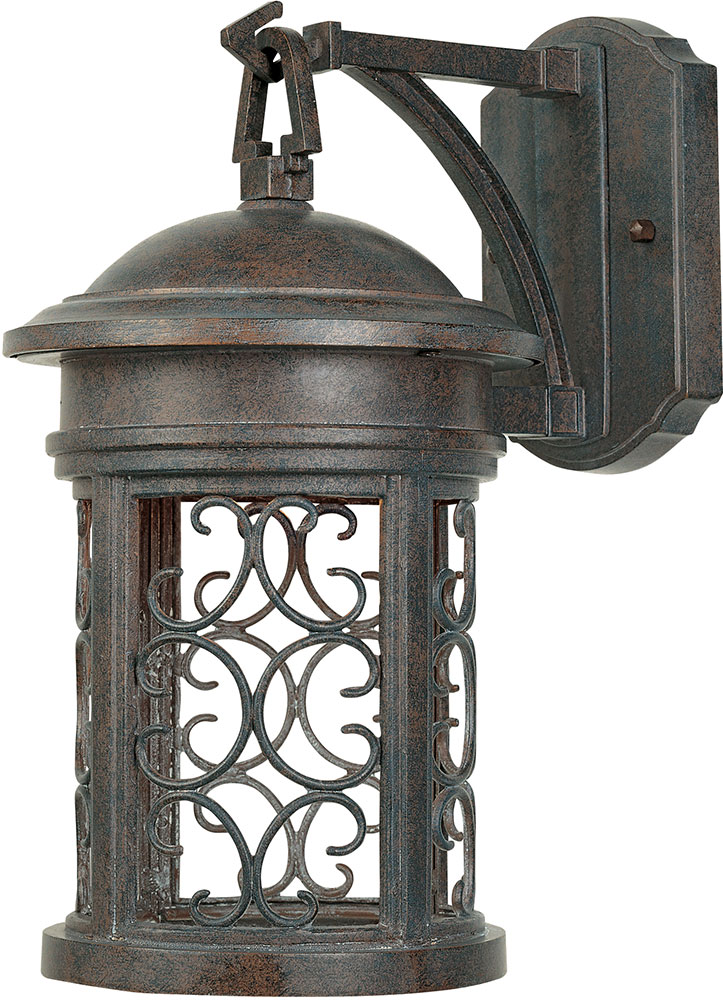 Designers fountain 31121 mp ellington traditional for Mediterranean lighting fixtures