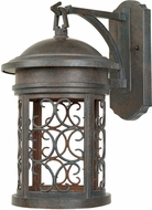 Designers Fountain 31131-MP Ellington Traditional Mediterranean Patina Outdoor Wall Lighting Sconce