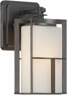 Designers Fountain 31811-CHA Braxton Charcoal Outdoor Wall Light Sconce