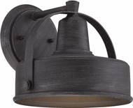 Designers Fountain 33121-WP Portland-DS Weathered Pewter Outdoor Sconce Lighting