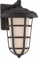 Designers Fountain 33231-ABP Triton Aged Bronze Patina Outdoor Lamp Sconce