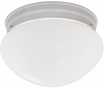 Designers fountain 4732 wh basic flushmount white flush mount designers fountain 4732 wh basic flushmount white flush mount ceiling light fixture aloadofball Image collections