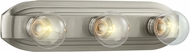 Designers Fountain 6613-BN Value Brushed Nickel 3-Light Bathroom Vanity Lighting