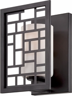 Designers Fountain 6721-ORB Trellis Modern Oil Rubbed Bronze Wall Light Sconce