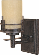 Designers Fountain 82101-WM Mission Ridge Warm Mahogany Wall Lighting Sconce