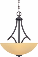 Designers Fountain 83231-ORB Marbella Oil Rubbed Bronze Ceiling Pendant Light