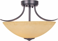 Designers Fountain 83311-ORB Madison Oil Rubbed Bronze Ceiling Light Fixture