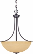 Designers Fountain 83331-ORB Madison Oil Rubbed Bronze Drop Lighting Fixture
